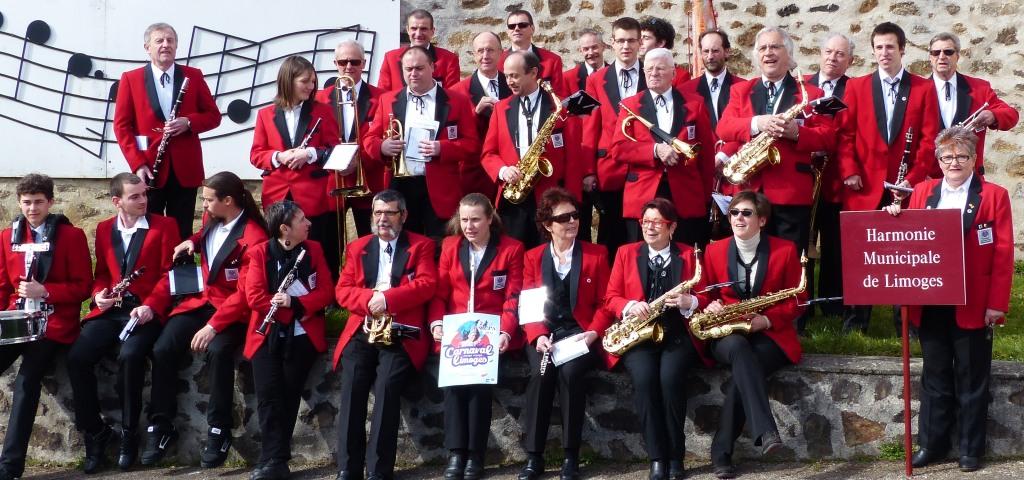 Carnaval 2014 les Musiciens