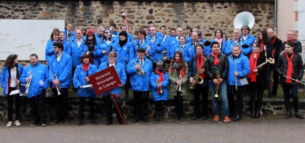 Carnaval 2015 Les Musiciens