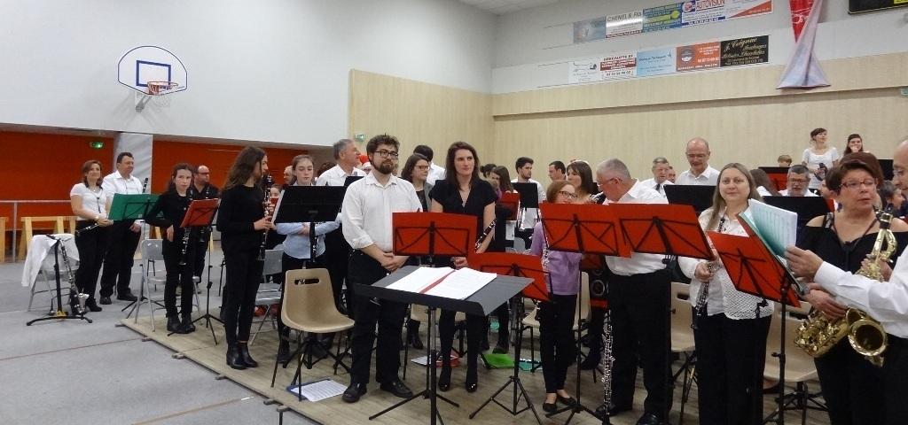 Concert de Noël 2016 Saint Léonard