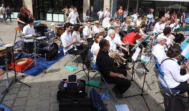 Trompettes et percussions
