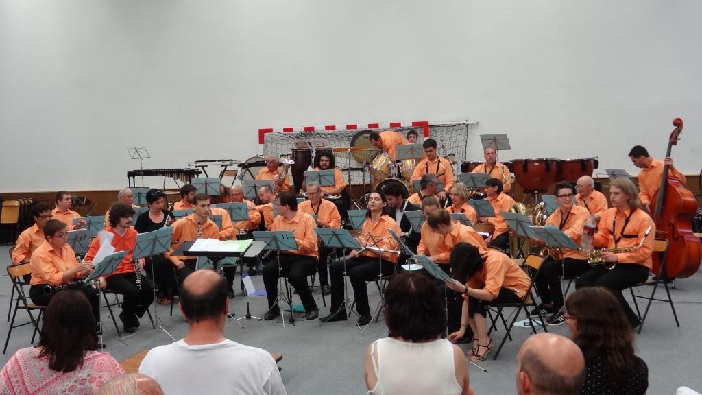 concert des aubiérois