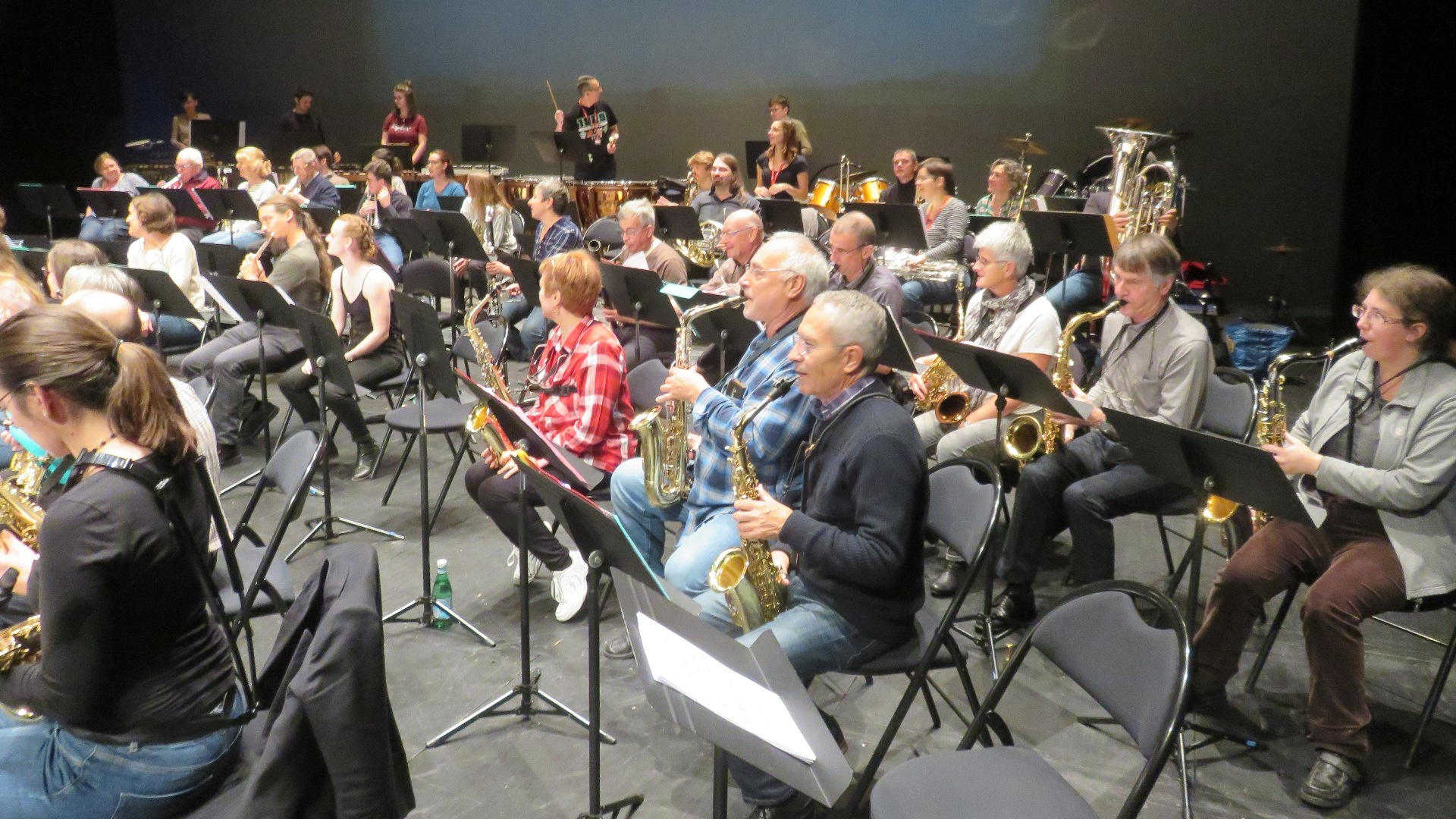 Orchestre repetition 2